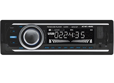 Car Audio Gear GR-612P - Radio/USB