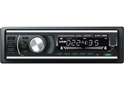 Car Audio Gear GR-618P - Radio/USB/SD