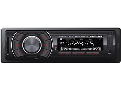 Car Audio Gear GR-620P - Radio/USB/SD