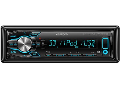 Car Audio Kenwood KMM-361SD - Radio/USB/SD