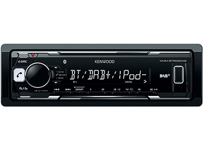 Car Audio Kenwood KMM-BT502DAB - Radio/USB/Bluetooth