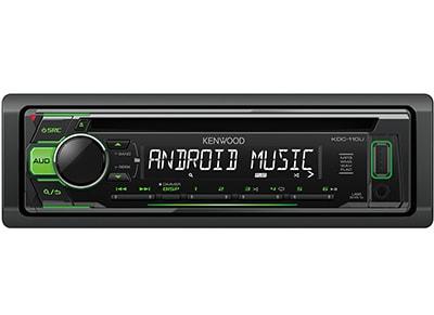 Car Audio Kenwood KDC-110UR - Radio/USB/CD