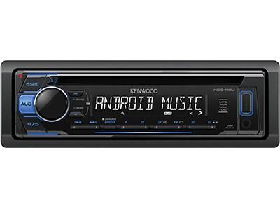 Car Audio Kenwood KDC-110UB - Radio/USB/CD