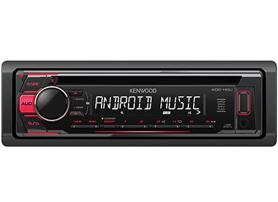 Car Audio Kenwood KDC-110UG - Radio/USB/CD