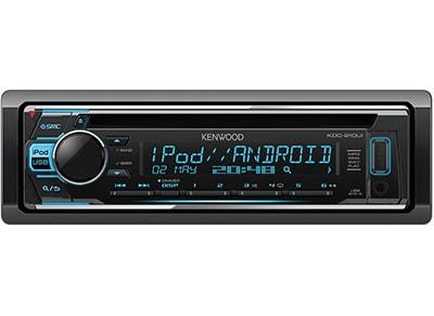 Car Audio Kenwood KDC-210UI - Radio/USB/CD