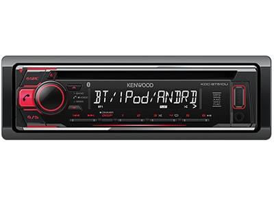Car Audio Kenwood KDC-BT510U - Radio/USB/CD