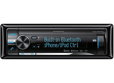 Car Audio Kenwood KDC-BT53U - Radio/USB/CD
