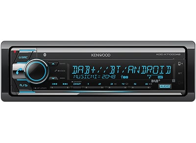 Car Audio Kenwood KDC-X7100DAB - Radio/USB/CD/Bluetooth