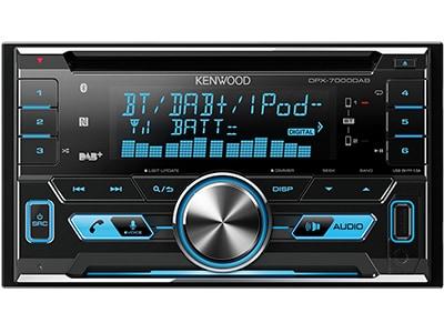 Car Audio Kenwood DPX-7000DAB - Radio/USB/CD