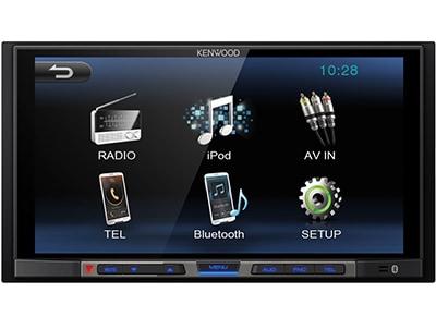 Car Audio Kenwood DMX-100BT - Radio/USB