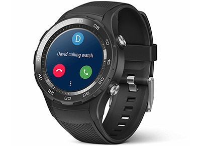 Smartwatch Huawei Watch 2 4G Plastic Carbon Black