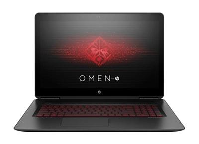 "Laptop HP Omen 17-w208nv - 17.3"" (i7-7700HQ/8GB/1TB & 256GB/GTX 1050 Ti)"