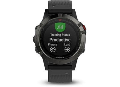 Garmin fenix 5 Γκρι / Μαύρο - Activity Tracker wearables  drones   hitech   smartwatches