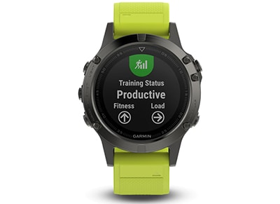 Activity Tracker Garmin fenix 5 - Γκρι / Κίτρινο wearables  drones   hitech   smartwatches
