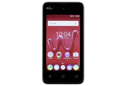 Wiko Sunny - Dual Sim 8GB Λευκό - 3G Smartphone