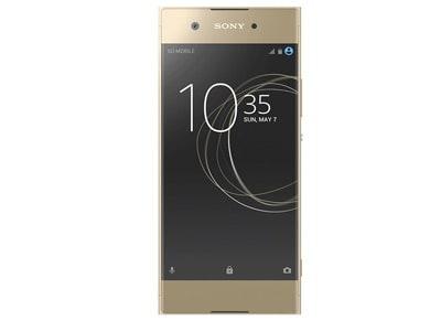 Sony Xperia XA1 - 32GB Dual Sim Χρυσό - 4G Smartphone