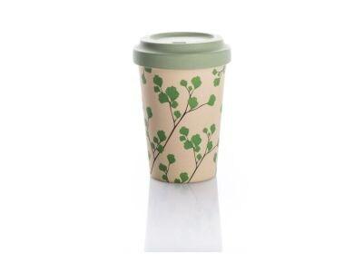 Κούπα BambooCup - Ginkgo