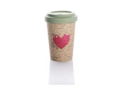 Κούπα BambooCup - Love Letter