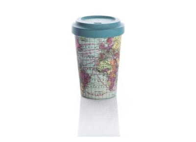 Κούπα BambooCup - Around The World