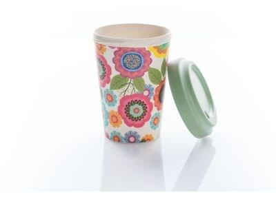 Κούπα BambooCup - Flower Power