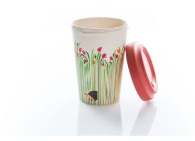 Κούπα BambooCup - Flower Surprise