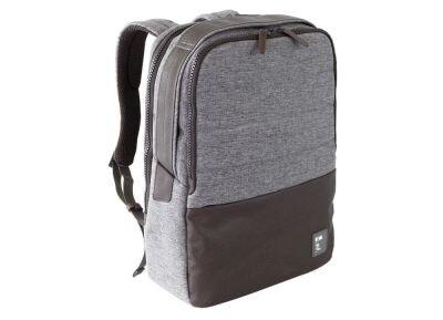"""Τσάντα Laptop 15.6"""" Nava D.Grey Passenger Acti - PS073DG"""