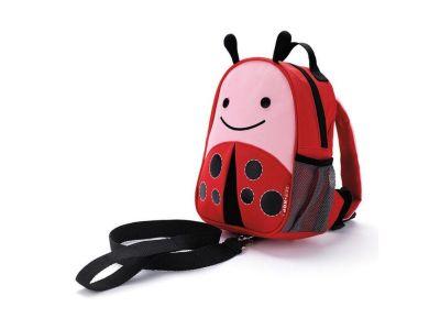 Τσάντα Παιδική Πλάτης Zoo Pack Ladybug Skip Hop παιχνίδια   παιδικά   βρεφικά  0 1 ετών    για τη μεταφορά   σακίδια   αξεσουάρ