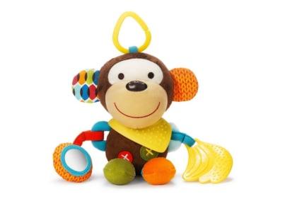 Μαλακή Μαϊμού Καροτσιού Skip Hop παιχνίδια   παιδικά   βρεφικά  0 1 ετών    για τη μεταφορά   αξεσουάρ μεταφοράς