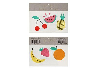 Tatoo Meri-Meri Fruit Join The Party