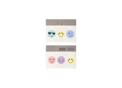 Tatoo Meri-Meri  Emoji Join The Party