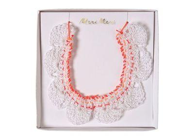 Κολιέ Meri-Meri Crochet Collar Join The Party