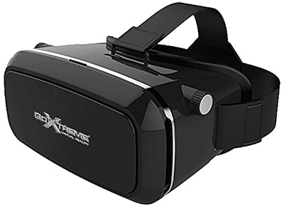 GoXtreme 3D VR Glasses - Μάσκα Εικ. Πραγματικότητας