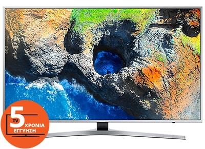 """Τηλεόραση Samsung UE65MU6402UXXH 65"""" Smart LED Ultra HD"""