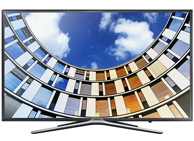 "Τηλεόραση 43"" Samsung UE43M5502 Smart LED Full HD"