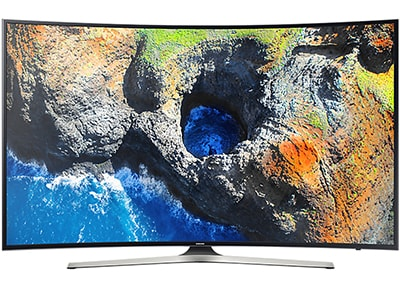 "Τηλεόραση Samsung 49"" 4K Curved Smart TV UE49MU6202KXXH"