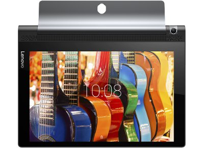 "Lenovo Yoga Tab 3 10 - Tablet 10"" 4G 16GB Μαύρο tablets   αξεσουάρ   tablets"