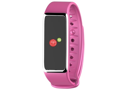 Activity Tracker MyKronoz ZeFit 3 Wristband Ροζ