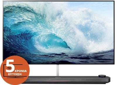 """Τηλεόραση 65"""" LG OLED65W7V Smart OLED Ultra HD"""