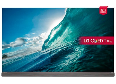 "4K Τηλεόραση 65"" LG OLED65G7V Smart OLED Ultra HD"