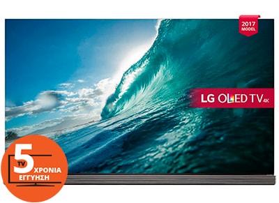 """Τηλεόραση 65"""" LG OLED65G7V Smart OLED Ultra HD"""