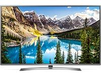 """Τηλεόραση LG 75"""" 4K Smart TV 75UJ675V"""