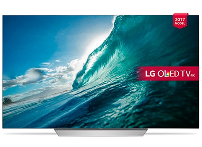 "Τηλεόραση 55"" LG OLED55C7V - 4K OLED Smart TV"