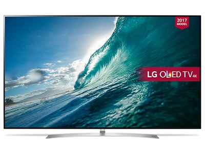 "Τηλεόραση 55"" LG OLED55B7V - 4K OLED Smart TV"