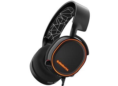 SteelSeries Arctis 5 - Gaming Headset Μαύρο gaming   αξεσουάρ pc gaming   gaming headsets