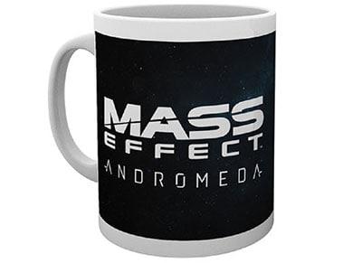 Κούπα GB Eye Mass Effect Andromeda Logo - Λευκό με σχέδιο