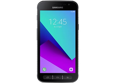 Samsung Galaxy XCover 4 16GB Μαύρο Smartphone