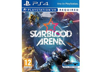 Starblood Arena - PS4/PSVR Game gaming   παιχνίδια ανά κονσόλα   ps4