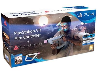 Farpoint & PSVR Aim Controller - PS4/PSVR Game gaming   παιχνίδια ανά κονσόλα   ps4