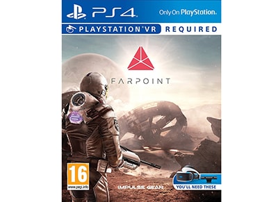 Farpoint - PS4/PSVR Game gaming   παιχνίδια ανά κονσόλα   ps4