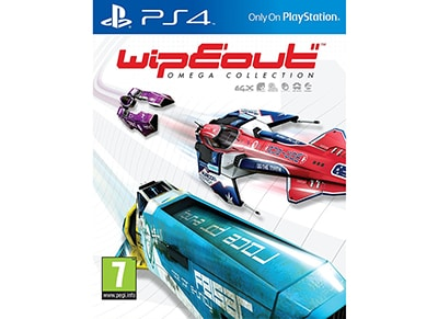 WipEout: Omega Collection - PS4 Game
